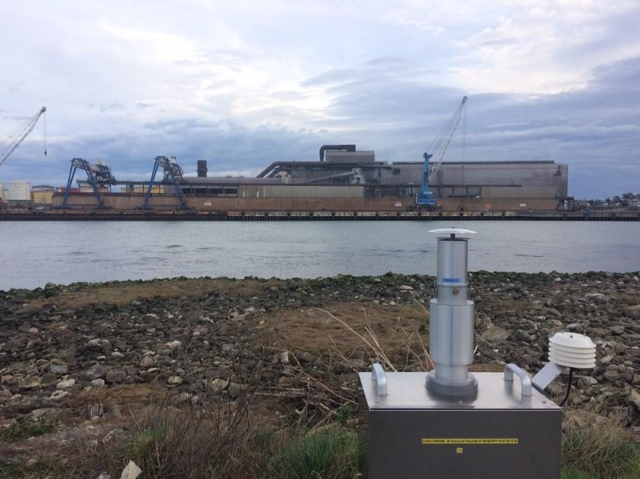 Plan de surveillance dans l'environnement des rejets de polluants
